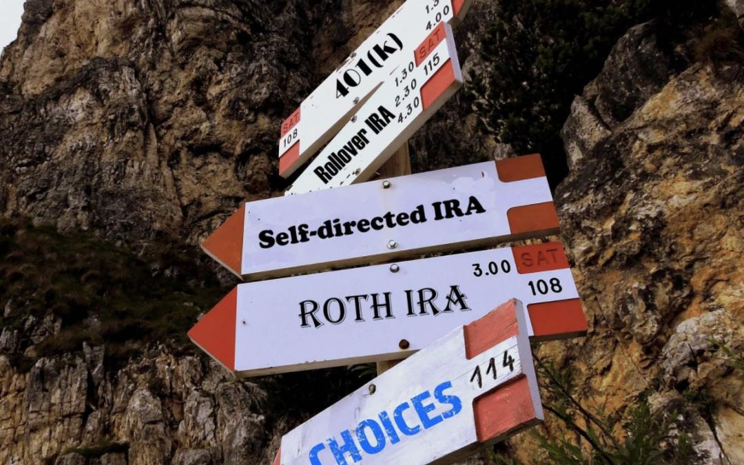 IRA Crossroads