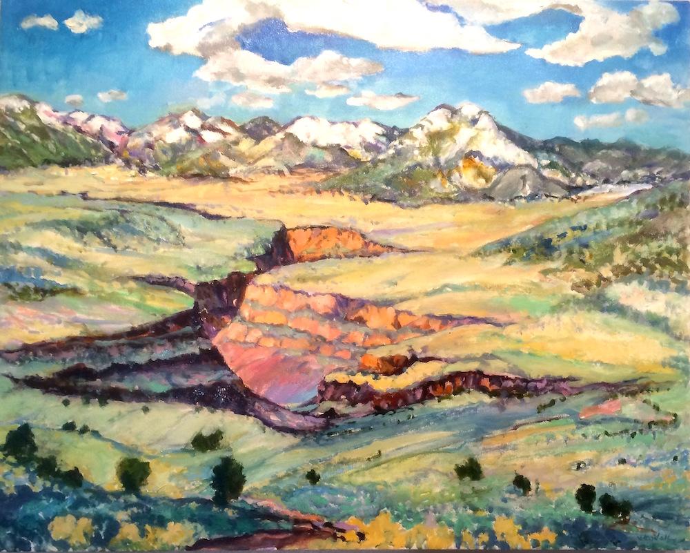 Taos Valley Rio Grande
