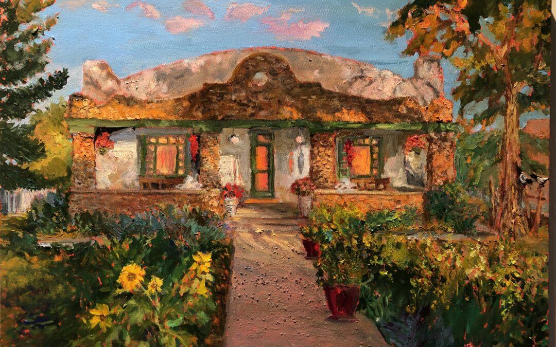 Pat Woodall Fine Art Gallery