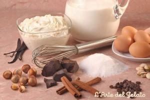 lartedelgelato-ingredients