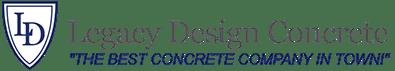 Legacy Design Concrete - Memory Builders