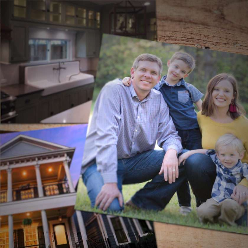 Memory Builders – Brent Zuber & his family October 2018.