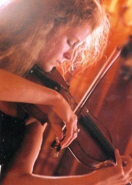 Violinist, Electric Violinist