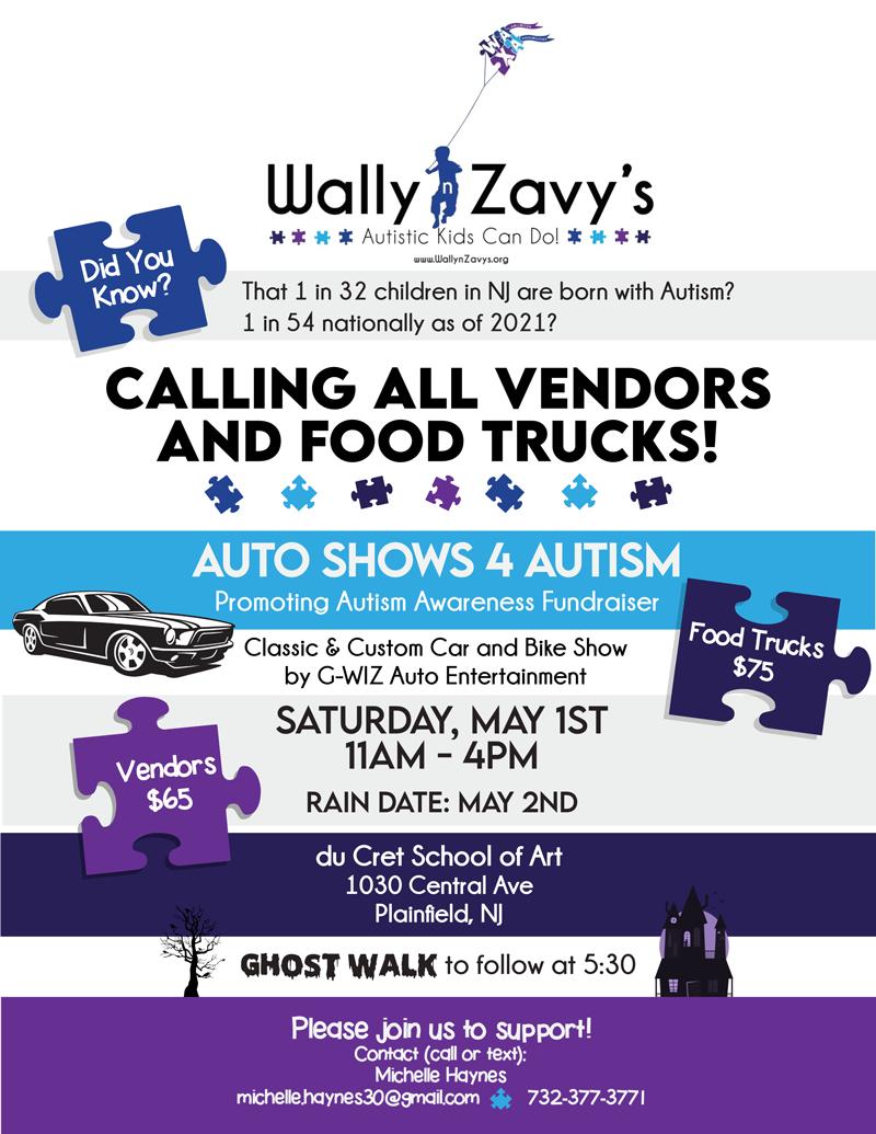 WallyNZavys - Car Show Vendors