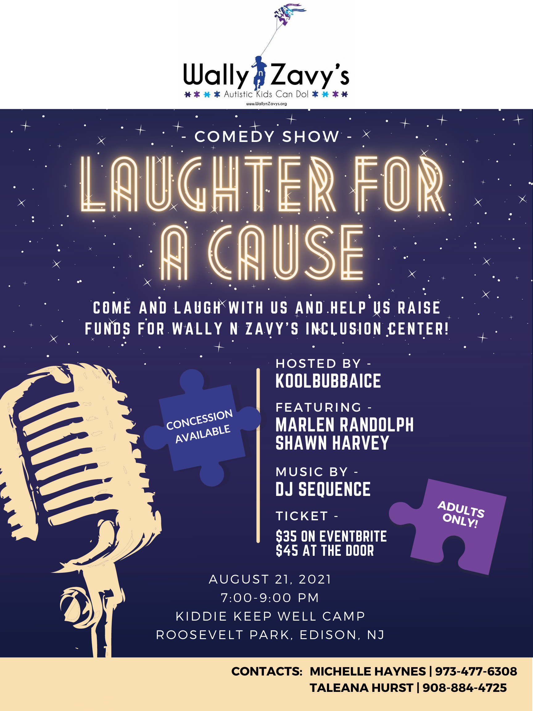 Laughter for a Cause