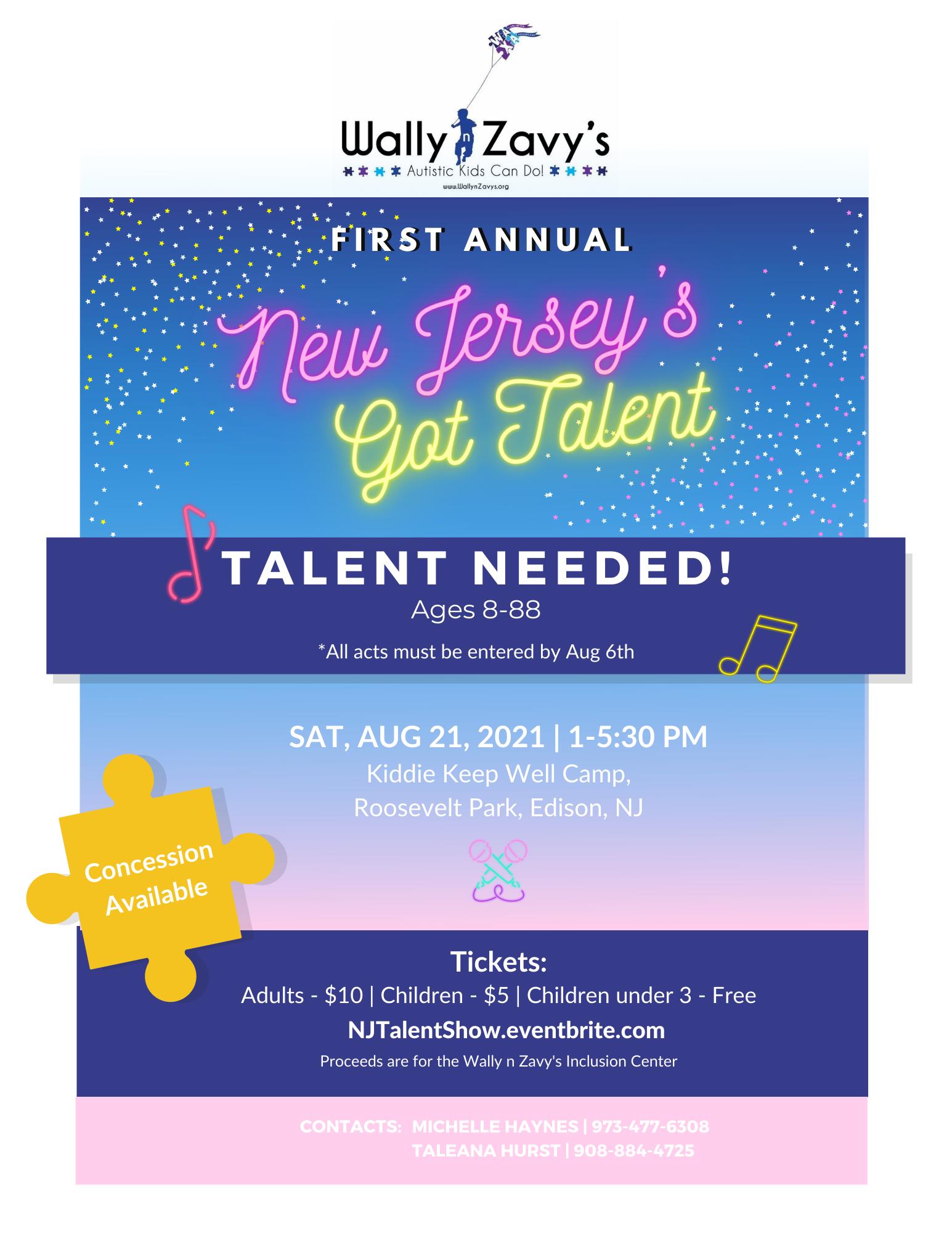 New Jersey's Got Talent