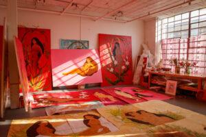 Studio shot: Meiying Thai