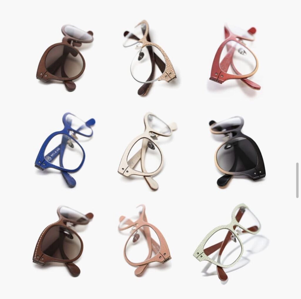 handcrafted luxury eyewear