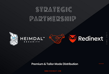 Redinext Partners with Heimdal Security to Make Headway in Proactive Security