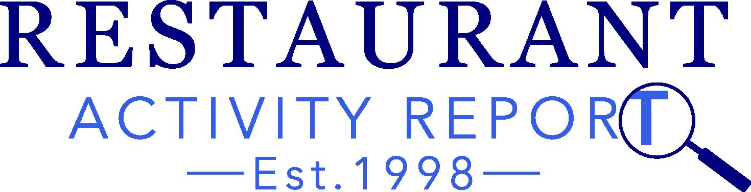 Restaurant Activity Report