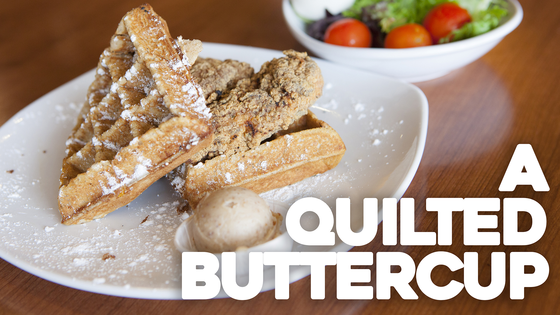 Quilted Buttercup
