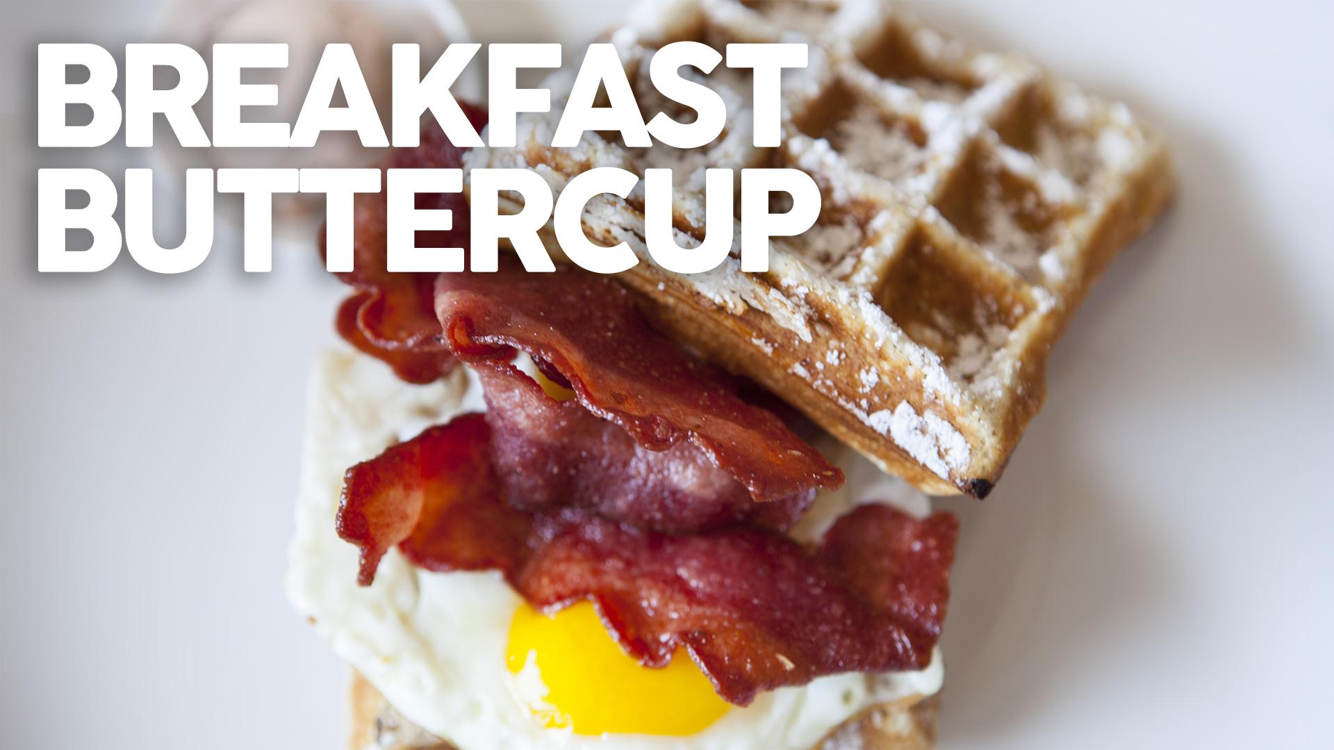 Breakfast Buttercup