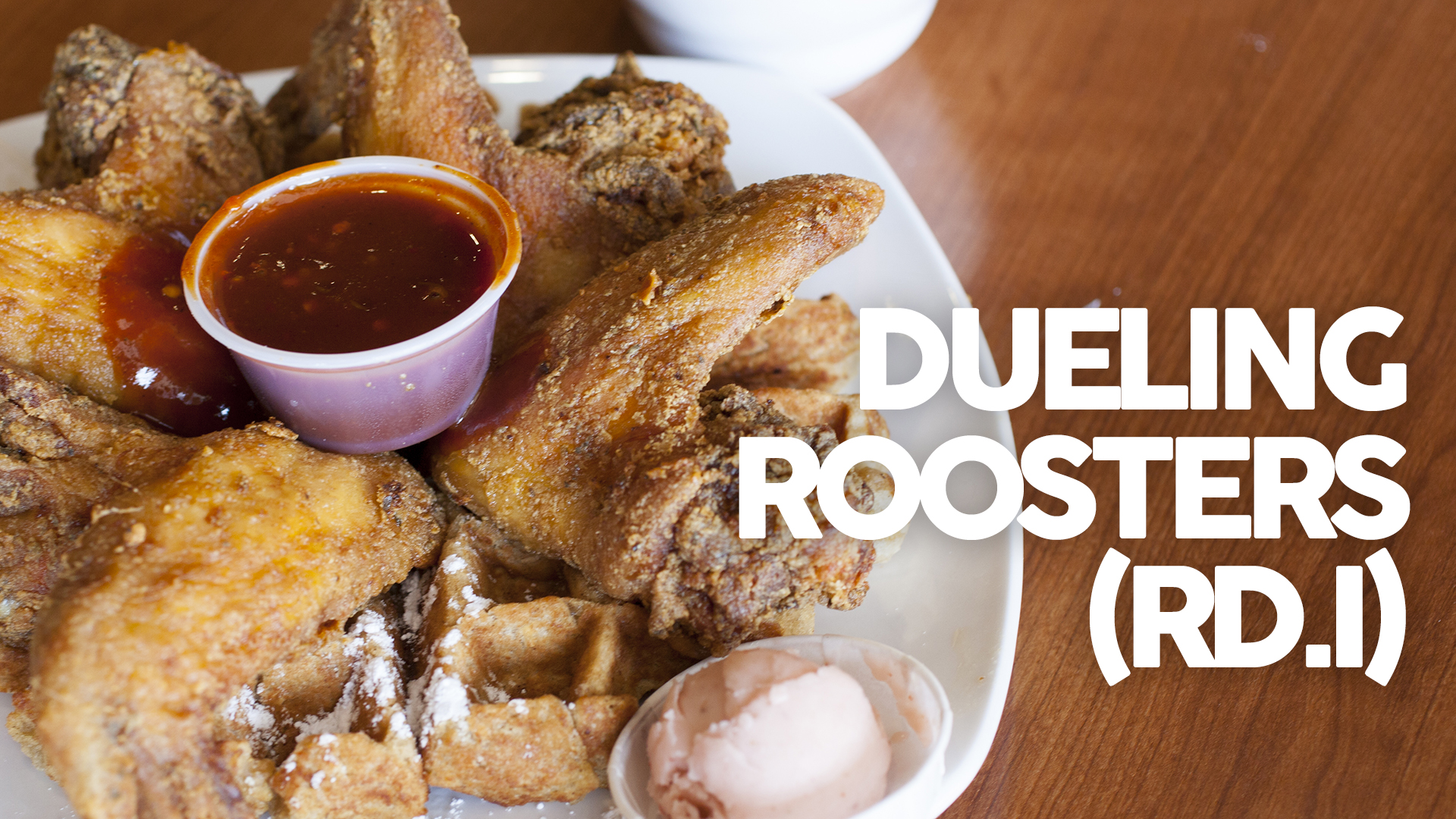 Image of Dame's Chicken and Waffles