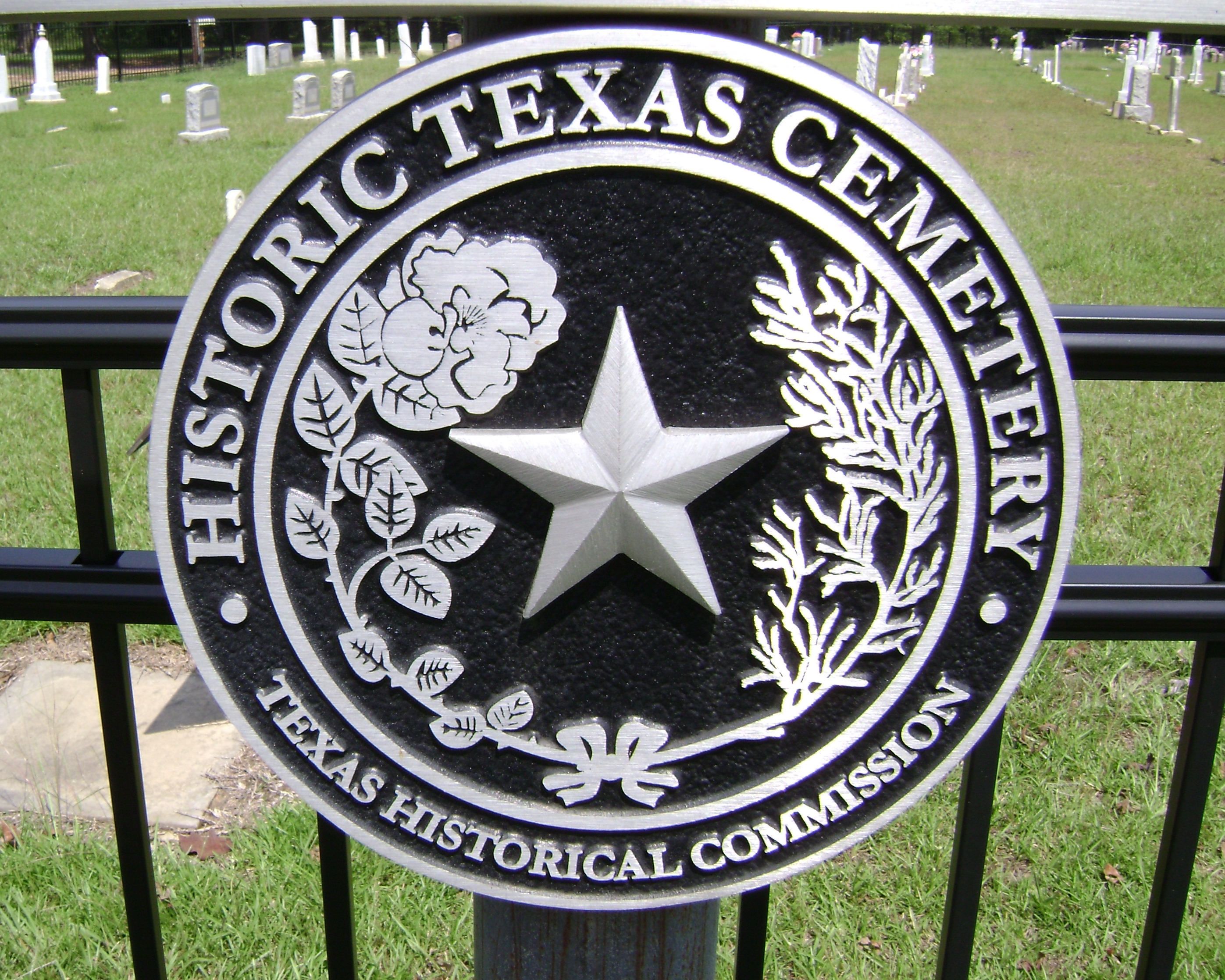 A cemetery is a historic site of importance with eternal implications.