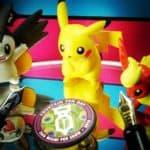 Read more about the article Pokémon GO Fountain Pens & Miami Pen Show