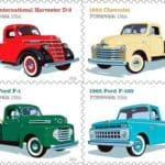 Read more about the article New Pickup Trucks stamps debut today July 15