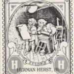 hermanherstbookplate