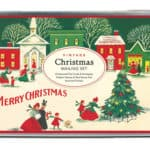 Read more about the article Cavallini Vintage Christmas Mailing Set