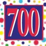 AnchoredScraps.com 700th Daily Blog Post Today