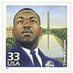"""Read more about the article """"I Have a Dream"""" 1999 stamp"""