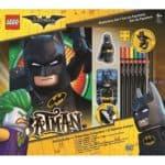 LEGO Batman Saturday Stationery Finds with LEGO Batman Movie Stationery Set