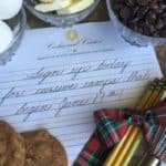 Read more about the article Cookies and Cursive Handwriting Summer Camp