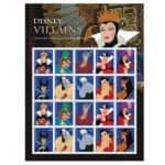 Read more about the article USPS Disney Villains Stamps Available July 15
