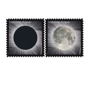 Total Eclipse of the Sun Forever Stamp