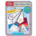 Sending Paper Airplane Letters Activity Tin TSShure