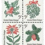 Read more about the article 1964 Christmas 5¢ Stamps