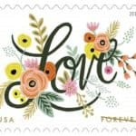 Read more about the article Love Flourishes and Meyer Lemons Stamps