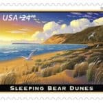 Read more about the article Byodo-In-Temple & Sleeping Bear DunesStamp
