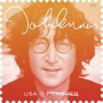 John Lennon 2018 USPS Forever Stamp Music Icons Series.
