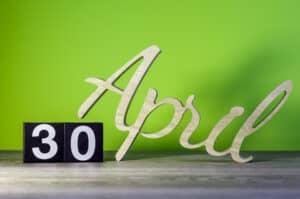 April 30th
