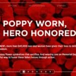 Read more about the article USAA Poppy Wall of Honor