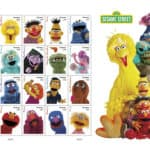 Read more about the article USPS Celebrating Sesame Street 50th Anniversary Forever Stamps June 22, 2019
