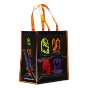 USPS Spooky Silhouettes Tote Bag