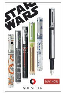 Sheaffer Pop Fountain Pen Star Wars