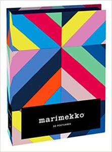 Marimekko Postcards Scandinavian Design
