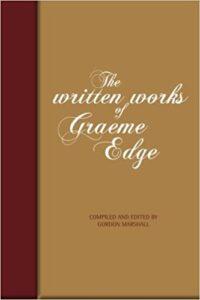 The Written Works of Graeme Edge