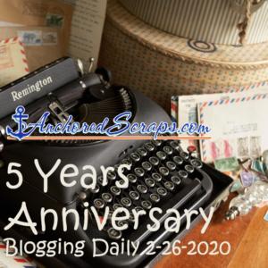 Letter Writing Blog