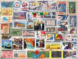 Classic Stamps White Mountain Puzzles 1238PZ