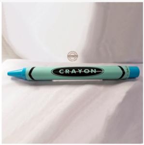 Acme Studio Crayon Pen Light Blue at PenBoutique