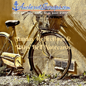 Sunday Reflections Bicycle Printable