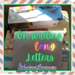Read more about the article On writing long letters, literally!