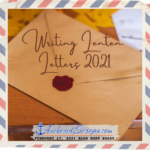 Read more about the article Writing Lenten Letters 2021