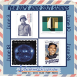 Read more about the article New USPS June 2021 Stamps Arriving this month