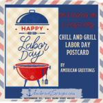 Read more about the article Chill and Grill Labor Day Postcard