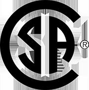 Certification CSA logo