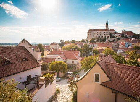 Wonderful City of Mikulov,  Czech Republic